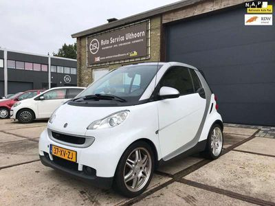 tweedehands Smart ForTwo Cabrio coupé 1.0 BRABUS Xclusive Bj. 2007 / Automaat /Airco /