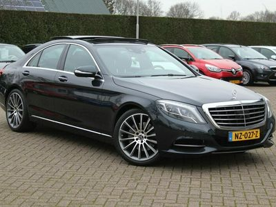 tweedehands Mercedes S350 BlueTEC Prestige Plus / Panoramadak / Camera / Burmester / Luchtvering / Leder