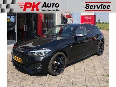 tweedehands BMW 120 1 Serie i Edition M Sport Shadow High Executive 19551 km Dealer onderhouden Nieuwstaat
