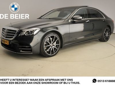 tweedehands Mercedes S560 560E Grand Edition Hybride !! / AMG styling / LED
