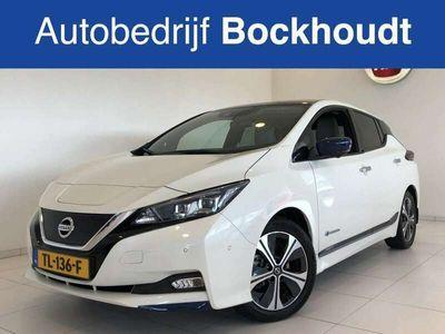 tweedehands Nissan Leaf Tekna 40 kWh| Excl BTW | Navigatie | Leer | Xenon