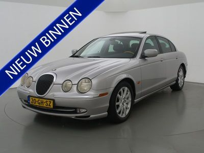 tweedehands Jaguar S-Type 3.0 V6 AUT. + SCHUIFDAK / LEDER / AFN. TREKHAAK