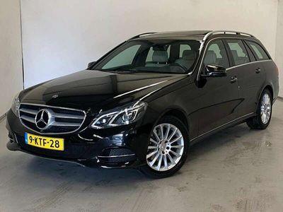 tweedehands Mercedes E250 Estate Avantgarde / luchtvering / schuifdak