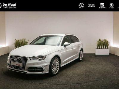 tweedehands Audi A3 Sportback 1.4 e-tron PHEV 150pk S-tronic Ambition Pro Line plus