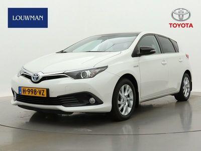 tweedehands Toyota Auris 1.8 Hybrid Dynamic   Getint glas   Climate   Velgen
