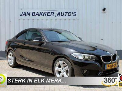 tweedehands BMW 220 220 Coupé d Executive | Automaat | Bluetooth | XENO