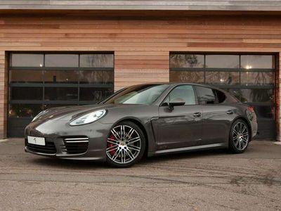 tweedehands Porsche Panamera 4.8 GTS 440pk *SoftClose-BOSE-LED