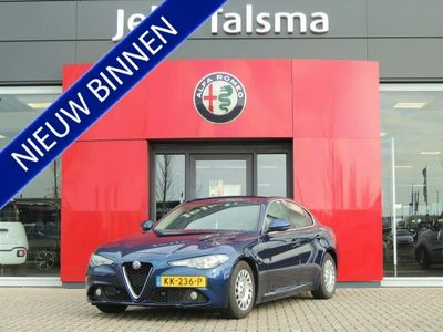 tweedehands Alfa Romeo Giulia 2.2 Eco Business Super | Navigatie | Camera | Keyless