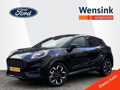 tweedehands Ford Puma 1.0 EcoBoost Hybrid 155pk ST-Line X First Edition Navigatie | Climate Control | B&O Play Audiosysteem | Winter Pack | Full Options