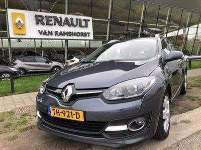 tweedehands Renault Mégane Estate 1.5 dCi 110 Pk Expression Airco TomTom Mistlampen