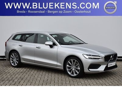 tweedehands Volvo V60 T4 (211PK) Momentum Pro - AUTOMAAT - Sportstuurwiel - Polestar Engineered Optimisation - Parkeercamera - Parkeersensoren V/A - Adaptive Cruise Control - Dodehoek Detectie - 19'' LMV - Verwarmbare Voorstoelen & Voorruit