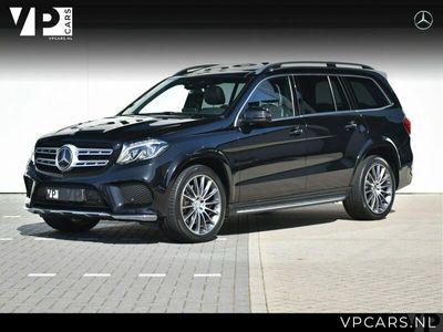 tweedehands Mercedes GLS350 d 4MATIC AMG Line 7-Persoons / Distronic-Plus / Trekhaak / Panoramadak / Harman Kardon