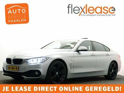 tweedehands BMW 428 4-SERIE Gran Coupé i High Exe M-Sport 245pk AUT8- Schuifdak, Leer, Navi Pro, Xenon, Full