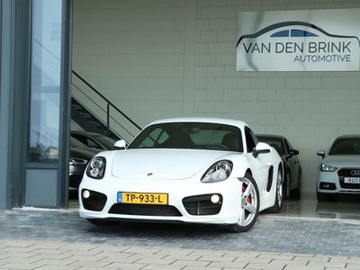 tweedehands Porsche Cayman S Approved Gar. 06/2021 3.4 PDK