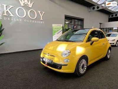 tweedehands Fiat 500 0.9 TwinAir Lounge 3 tot 6 maanden garantie