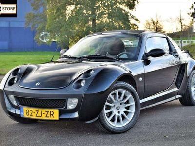 tweedehands Smart Roadster 0.7*Bwjr 2005*Apk 09-2021*Km/st 138Dkm*Mooie auto*