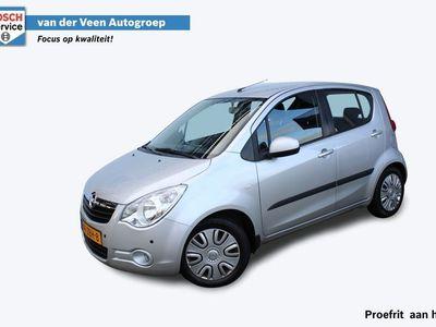 tweedehands Opel Agila 1.2 Edition Airco | Trekhaak | Cruise | Pdc | Mist Lampen | Hooge Zit | Automaat !! |