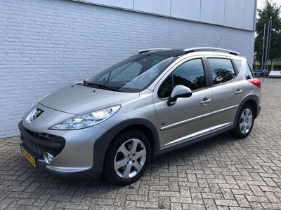tweedehands Peugeot 207 Outdoor SW 1.6 VTi XS - Half Leer - CruiseControl