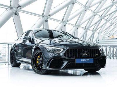tweedehands Mercedes AMG GT 4-Door Coupe 63 S 4MATIC+ Premium Plus | Burmester |