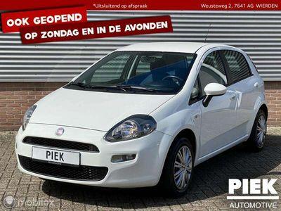 tweedehands Fiat Punto Evo 1.2 Pop AIRCO, APK NIEUW, NIEUWSTAAT