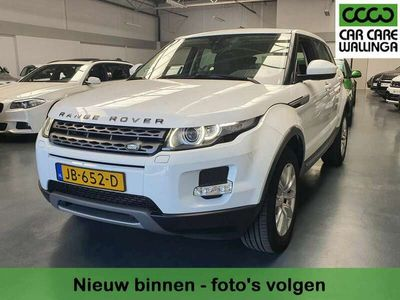 tweedehands Land Rover Range Rover evoque 2.2 TD4 4WD Pure | Automaat | Led | Xenon