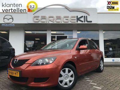 tweedehands Mazda 3 Sport 1.6 Touring Org.NL|Airco|NAP|Top kleur