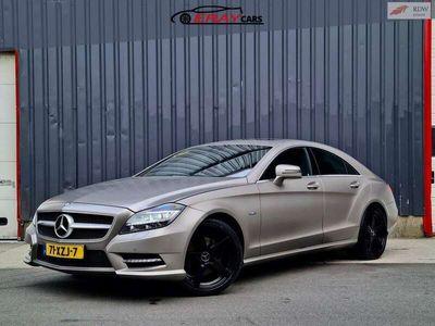 tweedehands Mercedes CLS350 / AMG PAKKET / SPECIAL KLEUR / AIRCO / LED / DAK