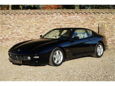 tweedehands Ferrari 456M gt Modificato Manual gearbox 3 owner European examp