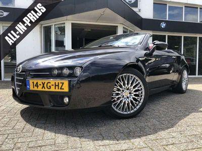 tweedehands Alfa Romeo Spider 2.2 JTS Exclusive, NAVIGATIE, CLIMAAT CONTROL, NAP