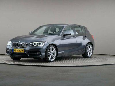 tweedehands BMW 116 1 Serie d Corporate Sport, LED, Leder, Navigatie