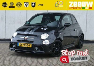 tweedehands Abarth 595 1.4 T-Jet 160 PK Scorpion Skin Edition Uniek !