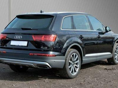 tweedehands Audi Q7 50 TDI quattro 7zitter 286 PK Leder tTekhaak 20 Inch