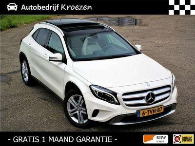 tweedehands Mercedes GLA200 Prestige Comfort * Pano * Leder * Navigatie * Led
