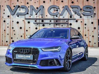 tweedehands Audi RS6 Perfomance Quattro   Akrapovic   Eventuri   Exclusive   Dyna