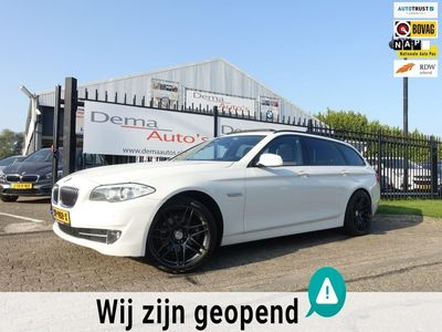 tweedehands BMW 523 5-serie Touring i High Executive HEAD-UP/PANO/20INCH/XENON