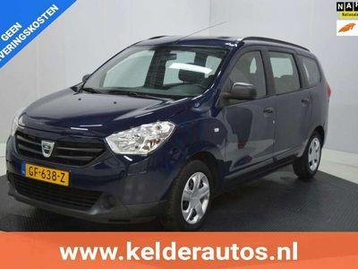 tweedehands Dacia Lodgy Lodgy 1.2 TCe Ambiance 7p. Cruise | Elktr. pakket | Nederlandse au1.2 TCe Ambiance 7p. Cruise | Elktr. pakket | Nederlandse au