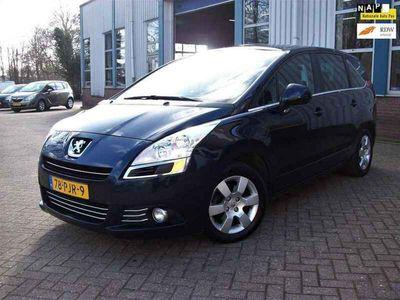 tweedehands Peugeot 5008 1.6 VTi Blue Lease 7persoons prijs Rijklaar!