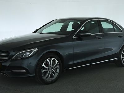 tweedehands Mercedes C350e Edition Aut.