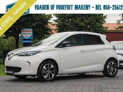 tweedehands Renault Zoe R110 Intens 41 kWh ex.accu Navi PDC Clima