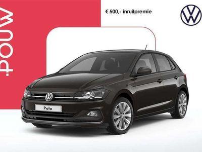 tweedehands VW Polo 1.0 TSI 95pk Highline + Winter Pakket + 16'' LMV