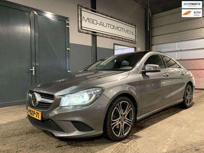 tweedehands Mercedes CLA200 Prestige 2e Eigenaar Xenon Leer Panoramadak NL Aut