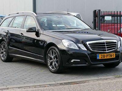 tweedehands Mercedes E250 Estate CGI 204PK Avantgarde Trekhaak, Xenon, Navi,