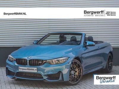 tweedehands BMW M4 Cabriolet Competition - Individual ''Maldives Blue''