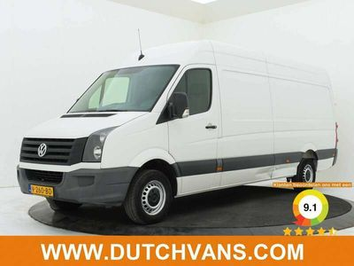 tweedehands VW Crafter 2.0TDI 136Pk L3H2 Maxi | Airco | Betimmering | Ach