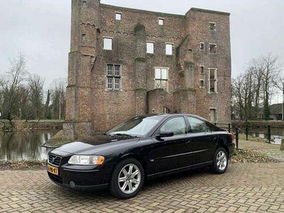 tweedehands Volvo S60 2.4D Edition APK T/M 04-01-2022!!!! LEER!!!