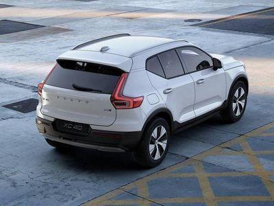tweedehands Volvo XC40 T5 262pk Hybride Twin Engine Geartronic Momentum Pro | Park Assist line