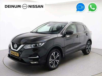 tweedehands Nissan Qashqai 1.3 DIG-T 140pk N-Connecta | Navigatie | Panoramadak | Hoge instap