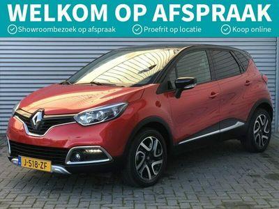 tweedehands Renault Captur 0.9 TCe 90 HELLY HANSEN NAV | CAM | PDC | CLIMA
