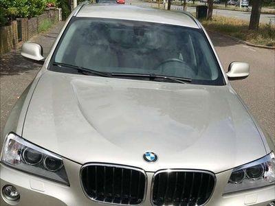 tweedehands BMW X3 sDrive18d Aut.