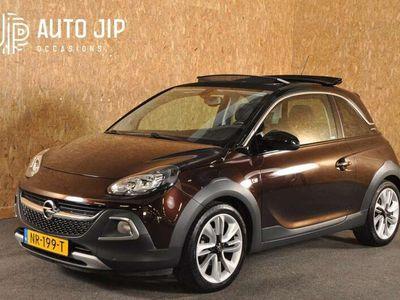 tweedehands Opel Adam 1.0 Turbo Rocks Favourite